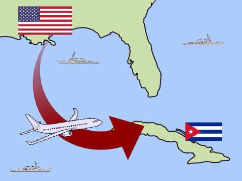 Cuba allows semi-restricted commercial flights from United States, improves relations