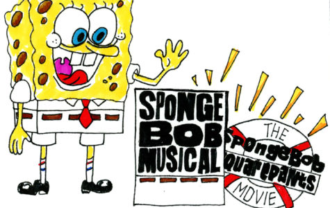 Spongebob moves out of pineapple and onto stage