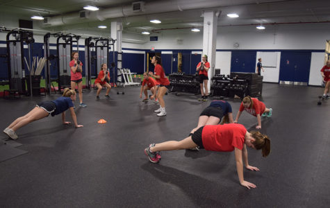 Off-season workouts benefit athletes across the board