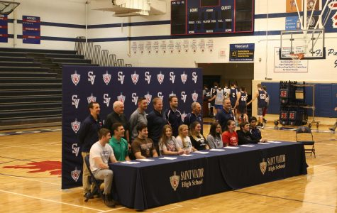 National Signing Day ceremony
