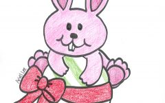 Hopping down bunny trail away from Easter?