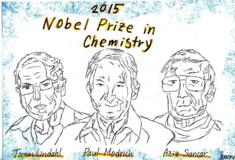 Breakthrough in DNA repair results in Nobel Prize