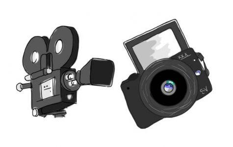 Art of filmmaking evolves