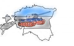 Zapad War Games stand borderline offensive