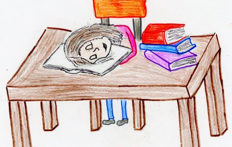 Homework vs. Sleep: Which will you sacrifice?