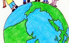 Students break the ice across borders