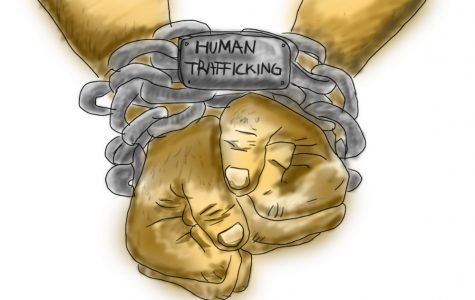 Students urge action regarding plight of trafficking victims