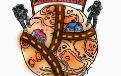 Martian space colonies prove New Frontier