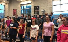 Talents 'revealed' as students join new show choir