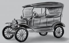 Model T celebrates 110 years of transit