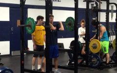 Lift weight off your shoulders and join powerlifting club