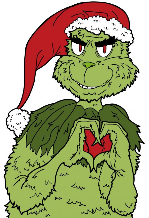 Merry 'Grinch'-mas!