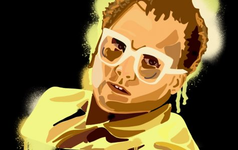 Elton's still standing