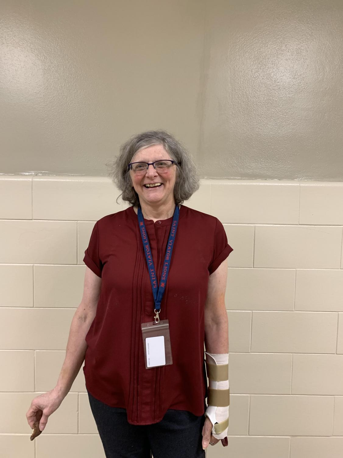 Mrs.+D%27Urso%2C+after+twenty+one+years+of+teaching+in+the+school%2C+is+now+retiring.