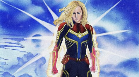 Brie Larson gives 'marvel'-ous performance