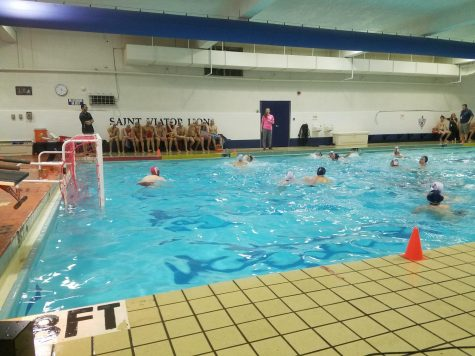Water polo kicks off
