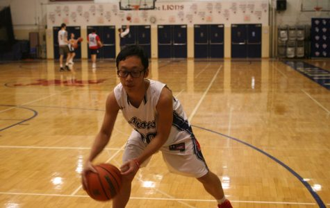 International students take on sports
