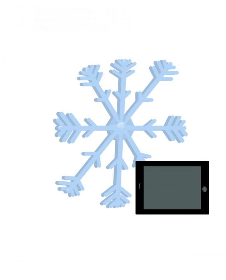 Technology melts snow days away