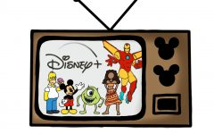 Disney streaming service provides competition for Netflix