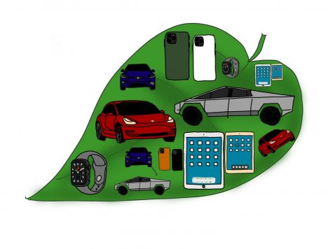 New electric car models redefine sustainability