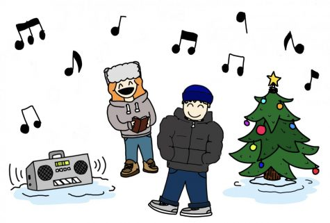 Christmas music popularity varies on the radio